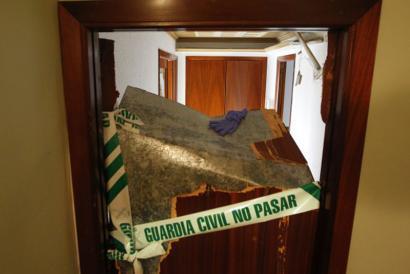 Euskal preso politiko baten alaba larri dago umearen aitak sastakatu ondoren
