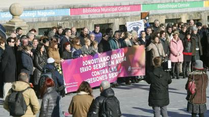Sara Majarenas presoa Donostiara hurbiltzeko eskatuko du Eneko Goia alkateak