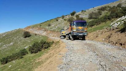 Aralarko pisten auzia: iritzi anitz Aranzadik egindako agerrialdiaren inguruan