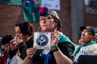 ARGAZKIAK: Hasi da La Via Campesinaren nazioarteko konferentzia Derion