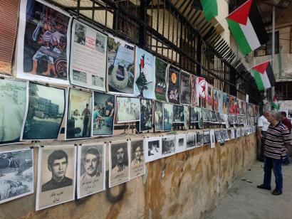 Argazkia: Askapenako Libanoko brigada