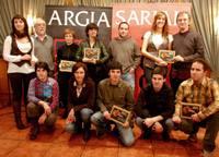 Argia Sariak 2008