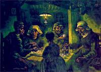 Van Gogh-en 'Patata-jaleak'