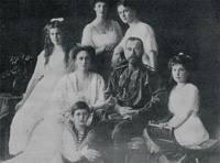 Nikolai II.a eta bere familia