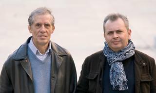 Mariano Ferrer eta Alberto Surio