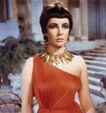 Elizabeth Taylor, Kleopatraren paperean