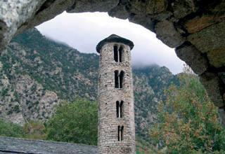 Andorrako Santa Coloma eliza