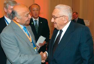 Shinde eta Kissinger