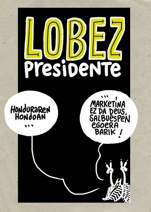 Lobez presidente