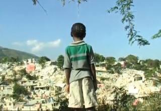 Haiti, Antoninen filmeko fotogramak
