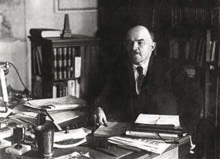 Lenin lanean