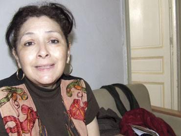 Sihem Bensedrine, Tunisiako aktibista