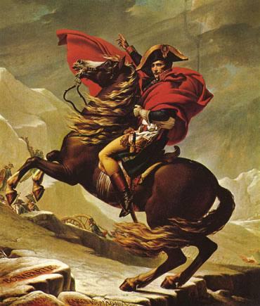 Napoleon Bonaparte bere garaiko estratega militar onena eta agintari boteretsuena zen, baina errusiarrekin Tilsiteko Ituna sinatu eta handik gutxira, untxi saldo batek izutu zuen enperadorea.