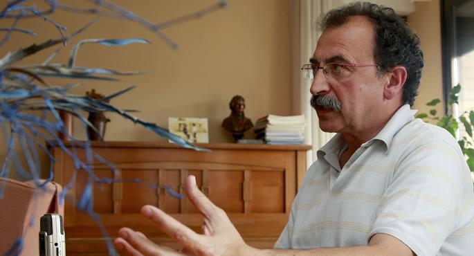 Emilio Majuelo.