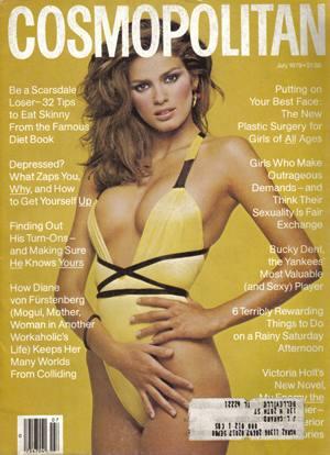 Gia Carangiren azaletako batzuk. Carangi 90eko hamarkadako top model fenomenoaren aitzindaria izan zen hamar urte lehenago.