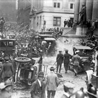 Wall Streeten bonba autoa