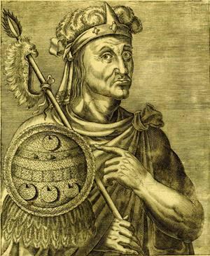 Moctezuma II.a azteken enperadorea 1520ko ekainean hil zuten, baina ez dakigu zehazki nola.