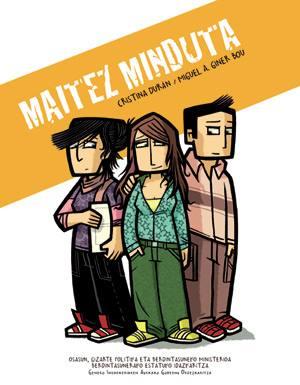 Miguel A. Giner Bouk idatzi du komikiaren gidoia, eta ilustrazioak Cristina Duran Costellek egin ditu.