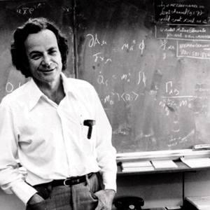 Richard Feynman fisikaria.