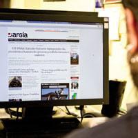 ARGIA.com-ek webgune berria estreinatuko du abenduaren 3an