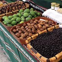 Launbatero izaten dira azokak Tolosan. Batzuetan bereziak: gabonetako azoka abenduan, zuhaitzen azoka otsailean, artisautza azoka ekainean...