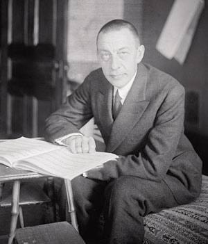 Rachmaninov aldarrikatuz