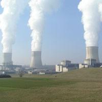 Zentral nuklear gutxiago, baina CO2 emisio txikiagoa