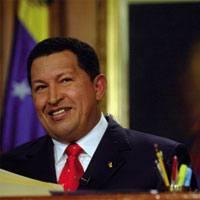 Chavez presidentea. Presidente?