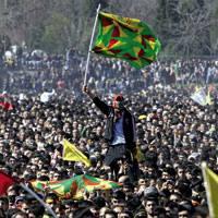 Armak isiltzea erabaki du PKK-k