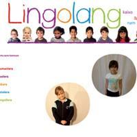 Lingolang webgunea, haurrak hizkuntza irakasle