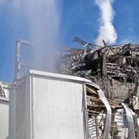 Zer ari da gertatzen Fukushimako lur azpian?