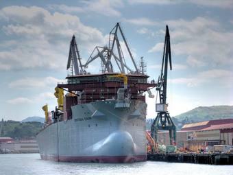 Naval: Europar Batasunetik Euskal Herrira, Madrildik igarota