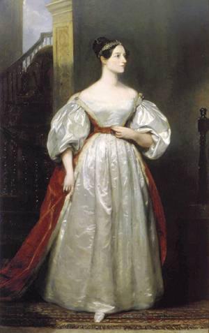Ada Lovelacek (1815-1852), Lord Byron poetaren alabak, aitak baino kontu prosaikoagoetara bideratu zuen inspirazioa.