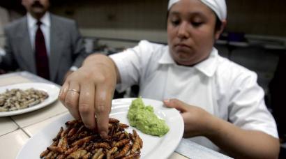 Mexikon antzinako elikadura ohituretara itzuli nahian