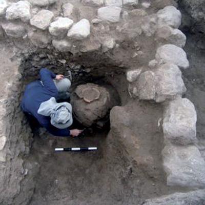 10.000 urteko etxea aurkitu dute Israelen