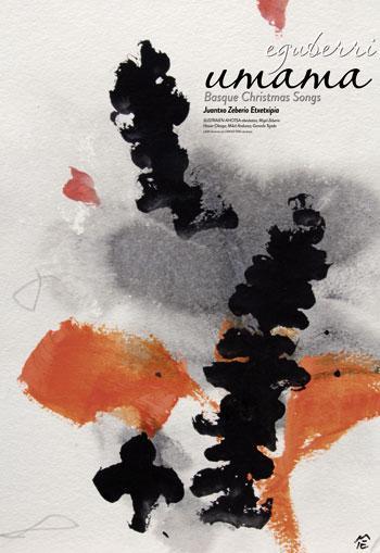 Euskal gabon kantak:<br>abesbatzaren eta jazz laukotearen fusioa