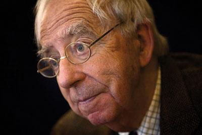 Ramon Labaien joan den astean hil zen 85 urte zituela. (Arg: Gari Garaialde /Argazki Press)