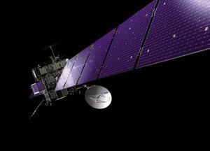 """Rosetta zunda espaziala """"esnatu"""" egin da"""