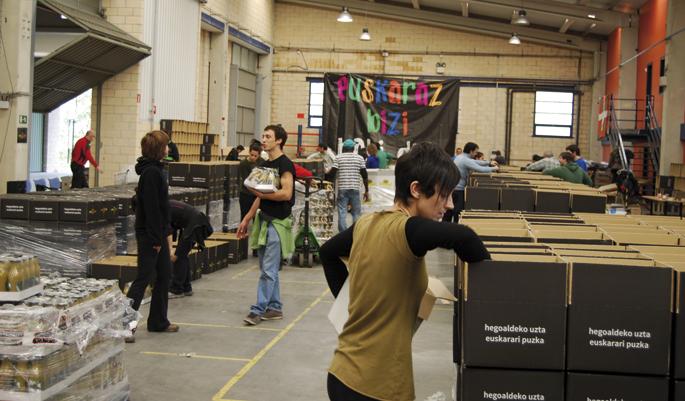 ErriGorak irabazi du Publizitate Saileko ARGIA Saria.
