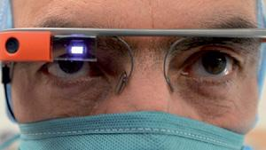 Frantzian egindako ebaketa Japonian ikusi dute zuzenean, Google Glass bidez