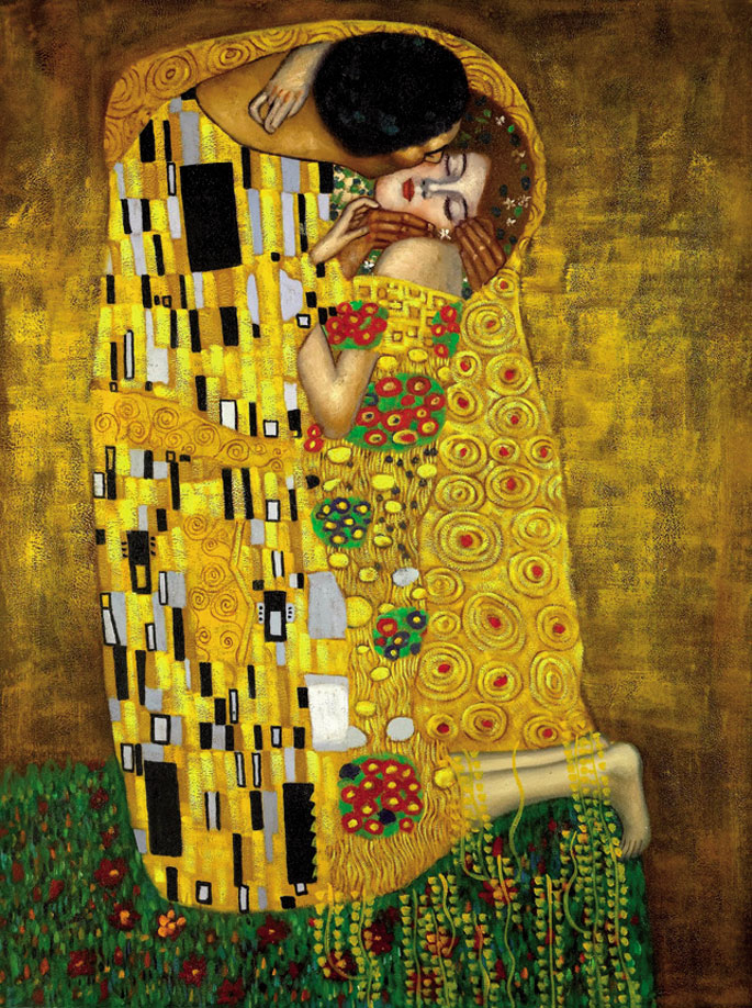 Anna Hatfieldek musuen kontrako kanpaina abiatu zuen urte berean, 1901ean, Gustav Klimtek Musua lan ezaguna margotu zuen.