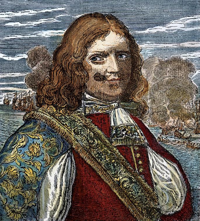 Henry Morgan (1636-1688) kapitainaren kodea da guregana iritsi den piraten araudi bakanetakoa.
