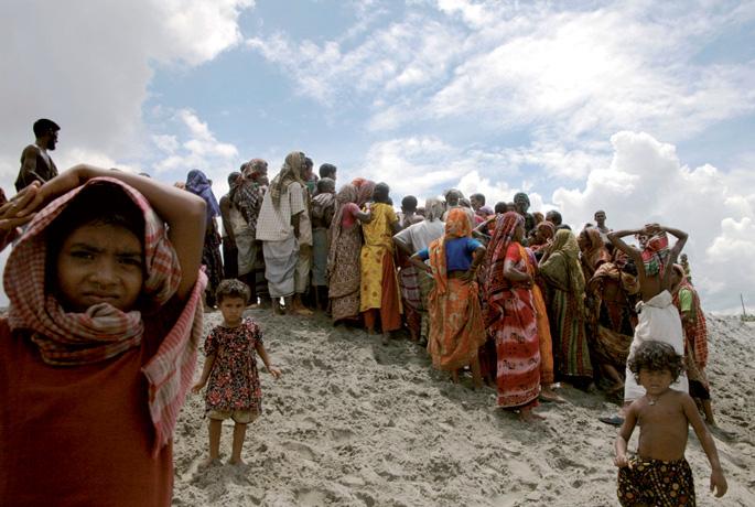 Klima aldaketari buruzko NBEren txostena: argi gorriak piztuta
