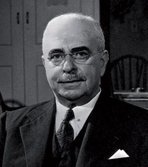 Paul J. Sachs (1878-1965).