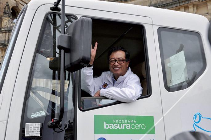 Bogotak nahi du Basura Cero, baina utziko ote diote?