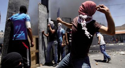 Palestinarren aurkako  zigor kolektiboaren kronika