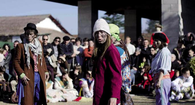 Donapaleuko Libertimendua da gazteria euskaraz biltzen duen ekitaldi nagusia.