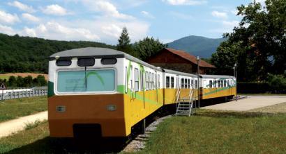 Tren zaharraren arrastoari segika
