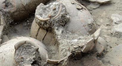 Ardo urrintsua edaten zuten Antzinaroan