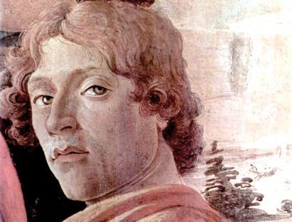 Nor zen Alessandro di Mariano di Vanni Filipepi?